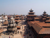 Patan, Nepal. Travel destination scenics in Patan, Nepal Stock Photography