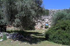 Patara aquaduct Stock Photo
