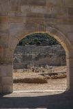 Patara Archaelogical site Royalty Free Stock Photography