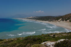 Patara beach Stock Photos