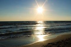 Patara Beach Sea Royalty Free Stock Photo