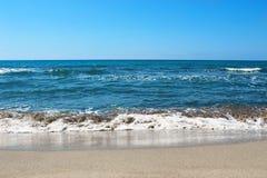 Patara Beach Sea Royalty Free Stock Photos