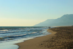 Patara Beach Sea Stock Image
