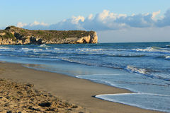 Patara Beach Sea Royalty Free Stock Photos