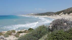 Patara beach Royalty Free Stock Image
