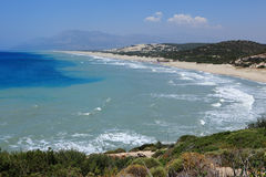 Patara beach Stock Images