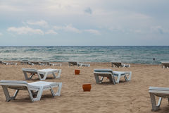Patara Beach, Turkey Royalty Free Stock Image