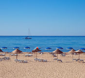 Patara beach Royalty Free Stock Images