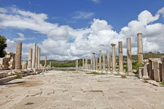 Patara ruiny, Lycia, Turcja fotografia stock