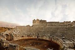 Patara, Xanthos, Antalya obrazy royalty free