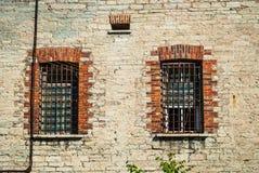 Patarei więzienie, forteca i sowiecki więzienie, Tallinn Obrazy Royalty Free