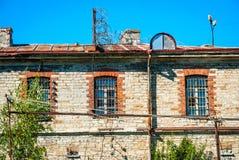 Patarei więzienie, forteca i sowiecki więzienie, Tallinn Fotografia Stock