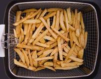 Patat frites Stock Image