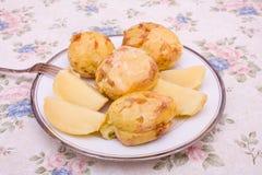 patata cucinata Fotografie Stock Libere da Diritti