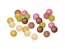 Patata del Dama de Anko o de Jelly Ball Made From Sweet del japonés Fotografía de archivo