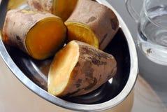 Patata dulce Fotos de archivo libres de regalías