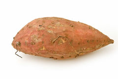 Patata dulce roja foto de archivo libre de regalías