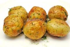 Patata frita Imagen de archivo