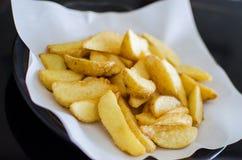 Patata frita Imágenes de archivo libres de regalías