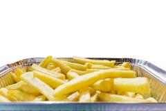 Patata fritta Fotografia Stock Libera da Diritti