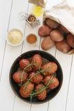patata rossa Fotografie Stock Libere da Diritti
