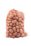 Patata in un sacchetto fotografie stock