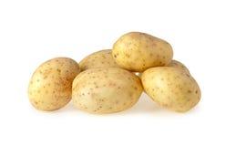 Patatas aisladas Imagen de archivo libre de regalías