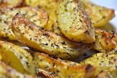 Patatas de Rosemary Fotos de archivo
