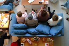 Patatas de sofá Imagen de archivo