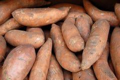 Patatas dulces Imagenes de archivo