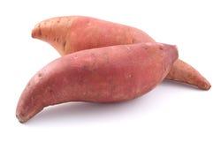 Patatas dulces Foto de archivo libre de regalías
