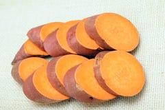 Patatas dulces Fotos de archivo
