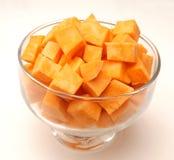 Patatas dulces orgánicas Foto de archivo libre de regalías