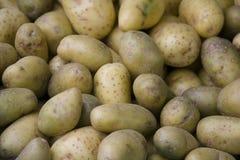 Patatas francesas del mercado Fotos de archivo libres de regalías