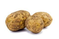 Patatas frescas Imagen de archivo