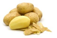 Patatas frescas Fotos de archivo libres de regalías