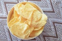 Patatas fritas 1 foto de archivo libre de regalías