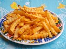 Patatas fritas Imagen de archivo libre de regalías