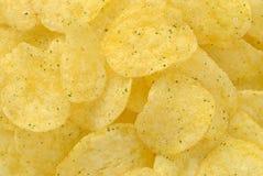 Patatas fritas Fotos de archivo
