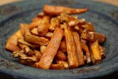 Patatas fritas de Fried Sweet Imagen de archivo