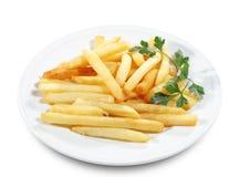 Patatas fritas (fritadas) Fotos de archivo libres de regalías