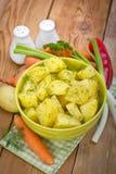 Patatas hervidas Imagen de archivo