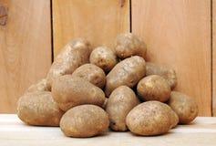 Patatas pelirrojas foto de archivo