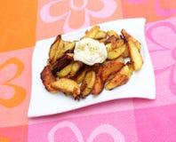 patate Fotografie Stock Libere da Diritti