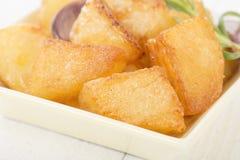 Patate al forno Fotografie Stock