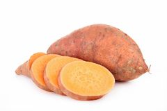 Patate douce Image libre de droits