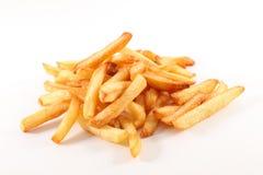 Patate fritte fritte fotografia stock libera da diritti