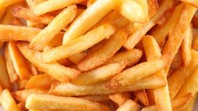 Patate fritte fritte fotografia stock