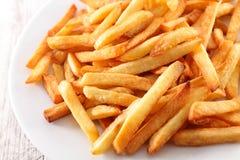 Patate fritte fritte immagine stock libera da diritti