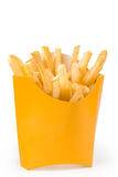 Patate fritte (colpo pieno) Fotografia Stock Libera da Diritti